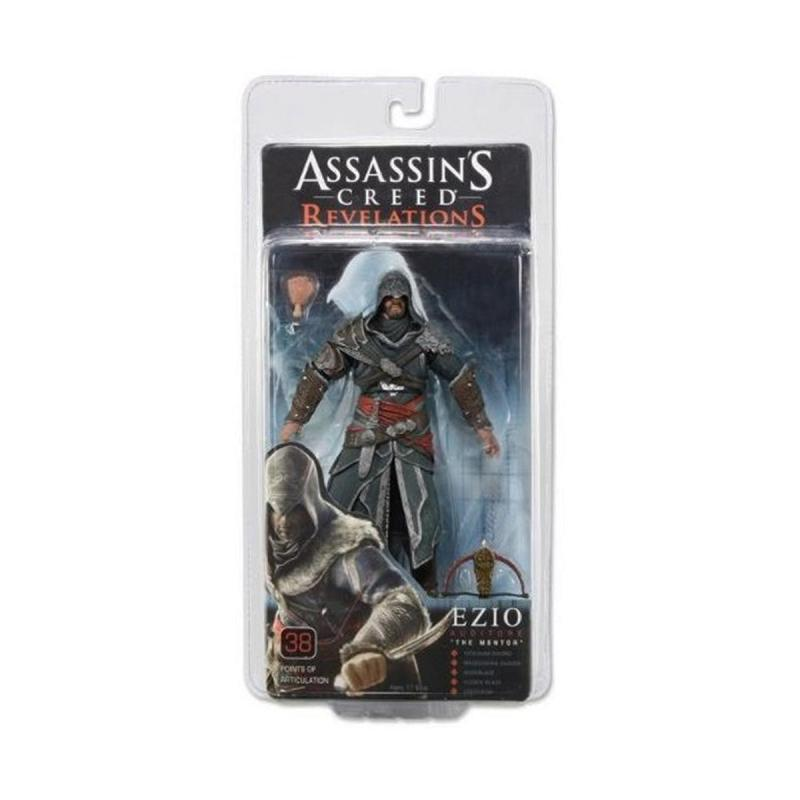 Jual Neca Assassin S Creed Revelations Ezio Auditore Online Juli