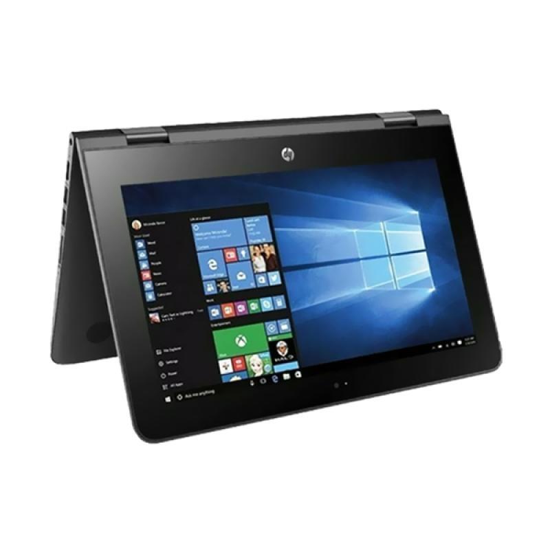 Jual Hp X360 Convertible 11 Ab128tu Ab129tu Notebook N4000 4gb 500gb 11 6 Inch Win10 Online Oktober 2020 Blibli Com