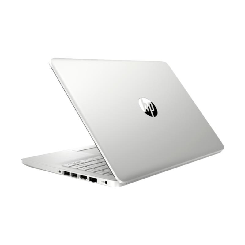 HP 14S DK0073AU Notebook Silver A4 9125 4GB 1TB 14 Inch WIN 10