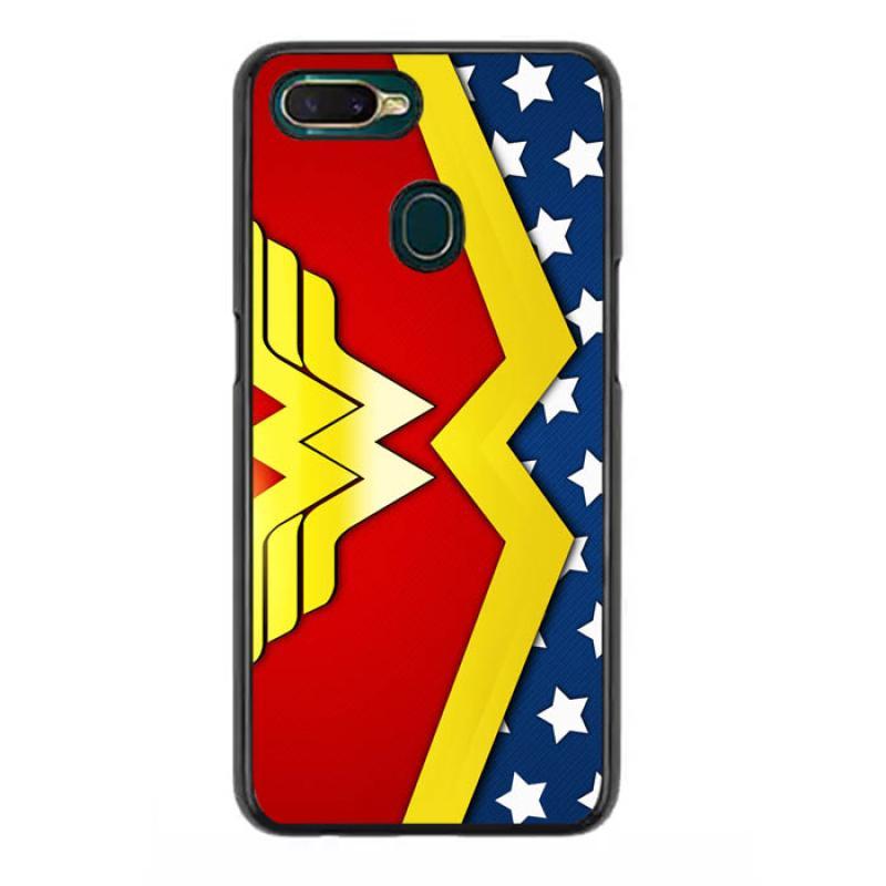 Jual Hardcase Casing Custom Oppo A7 Dc Comics Superhero Wonder Woman Logo F0796 Case Cover Online Oktober 2020 Blibli Com
