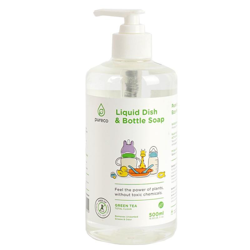 PURECO Liquid Dishsoap Sabun Peralatan Makan Bayi 500 mL