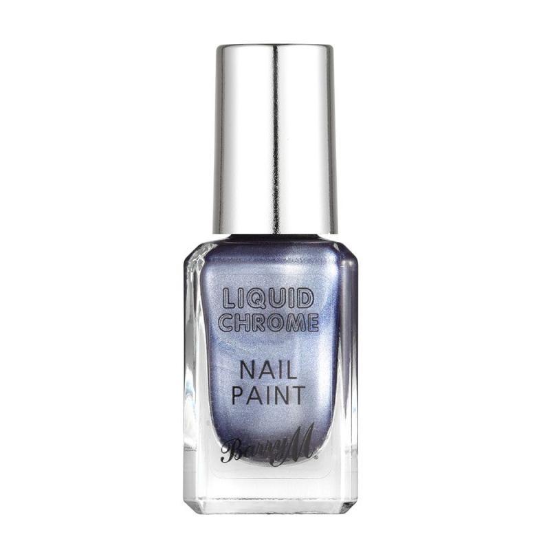 Barry M Liquid Chrome Nail Paint