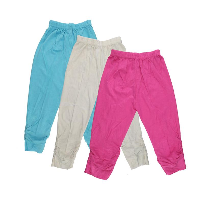 Jual Oem Polos Celana Leging Panjang Anak Perempuan 3 Pcs Online Oktober 2020 Blibli Com