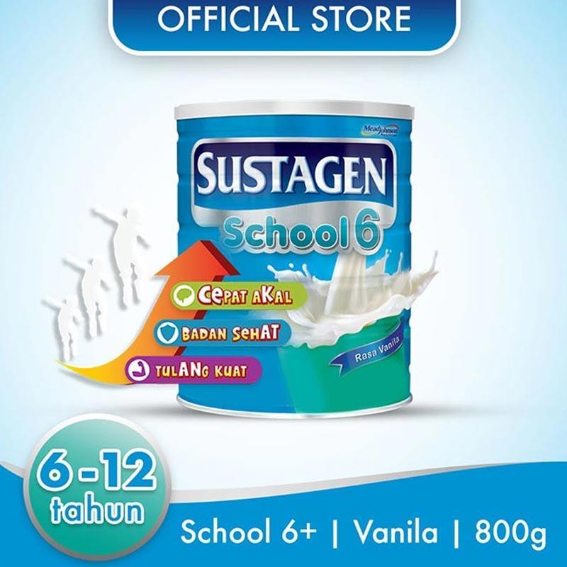 Sustagen School 6 Vanila