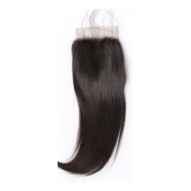 Jual Iit Brazilian Straight Lace Closure With Baby Hair Swiss Lace 4x4 Non Remy Head Design Free Part Hair Extensions 12 Inch Online Oktober 2020 Blibli Com