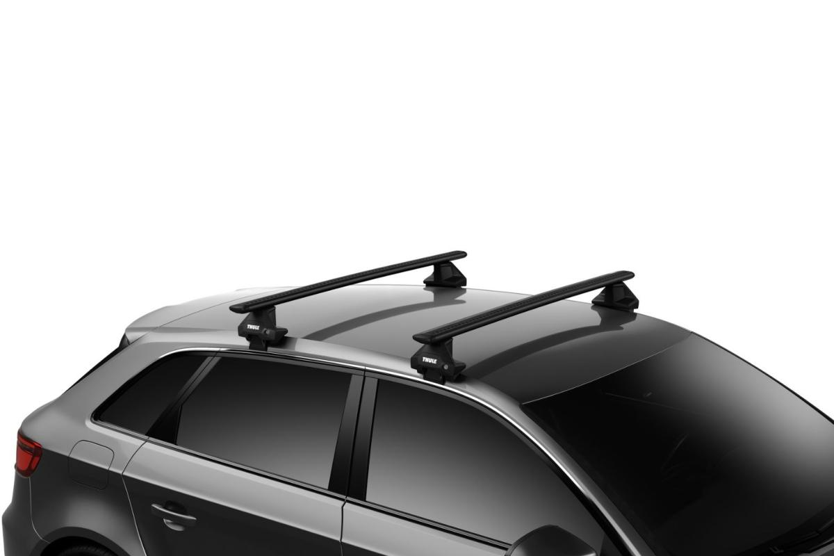 Jual Thule Evo Roof Rack Cross Bar Set Mobil For Ford Ranger Double Cab 2013 Now Online Februari 2021 Blibli