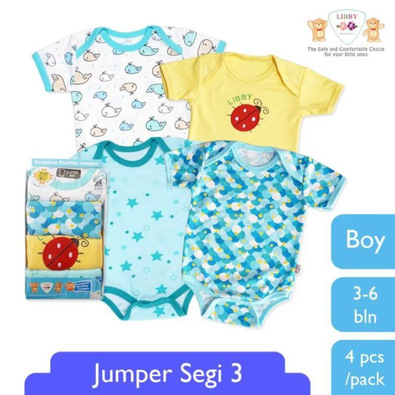 LIBBY BABY Jumper segitiga Baju Bayi