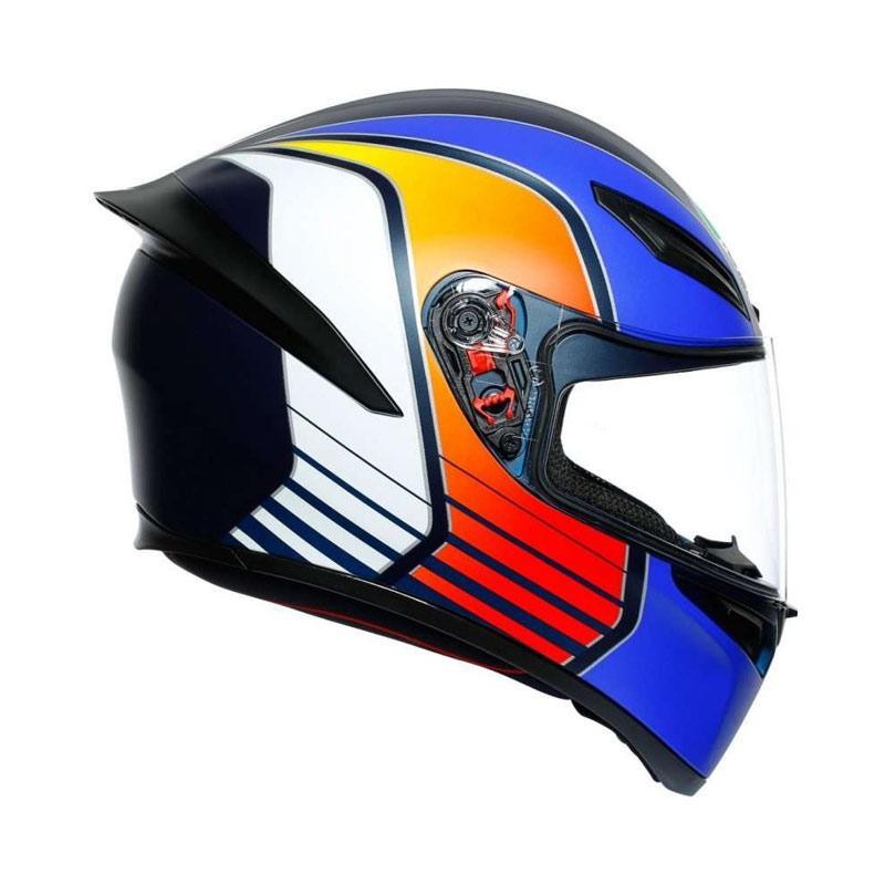 Jual Agv K1 Power Matte Helm Full Face Online Maret 2021 Blibli