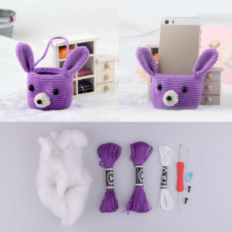 Darn Good Yarn DIY Fox Amigurumi Knit & Crochet Starter Kit   Zulily   800x800