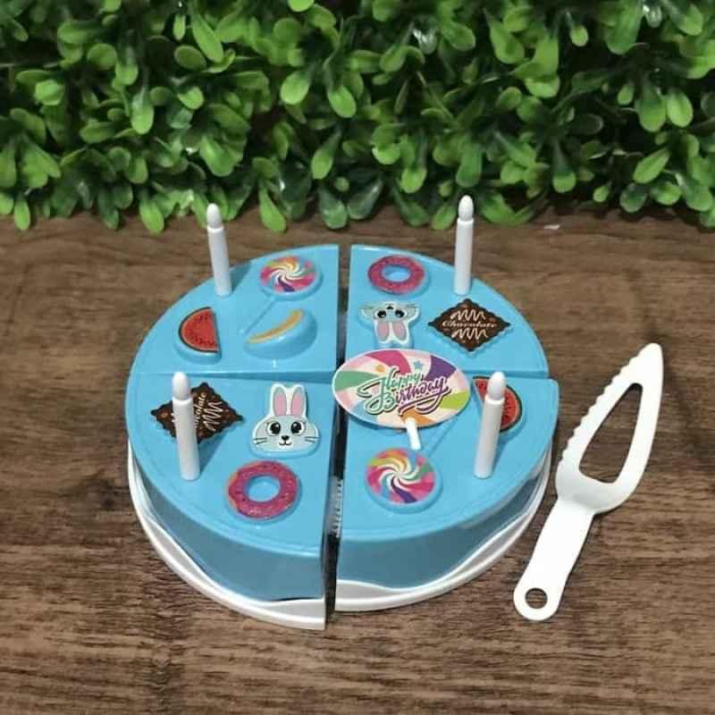 Jual No Brand Ld1 Kue Ulang Tahun Tart Mainan Anak Perempuan Online Harga Kualitas Terjamin Blibli Com