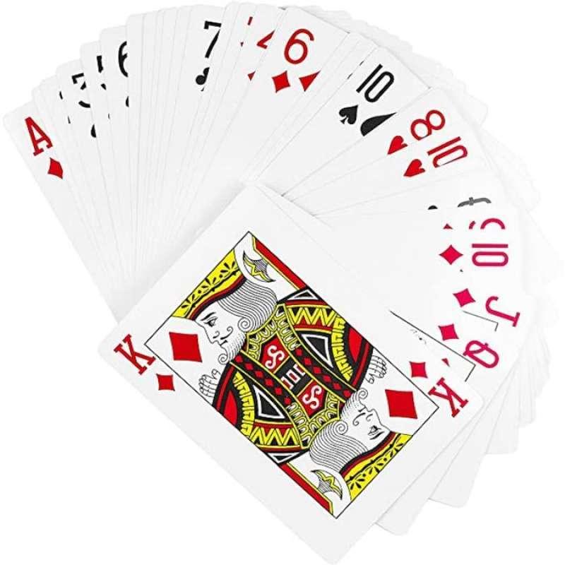 Jual Go Green Shop Kartu Remi Big Size Kartu Poker Jumbo Size 12 5x17cm Online Maret 2021 Blibli