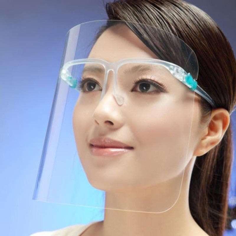 Face Shield Kacamata Kacamata Pelindung Wajah APD