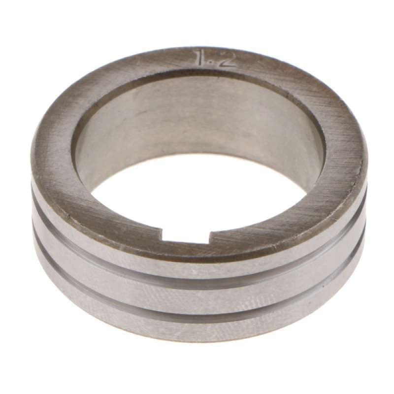 2PCS Steel Mig Welder Wire Feed Drive Roller Roll Parts 0.8-1.2mm Kunrled-Groove