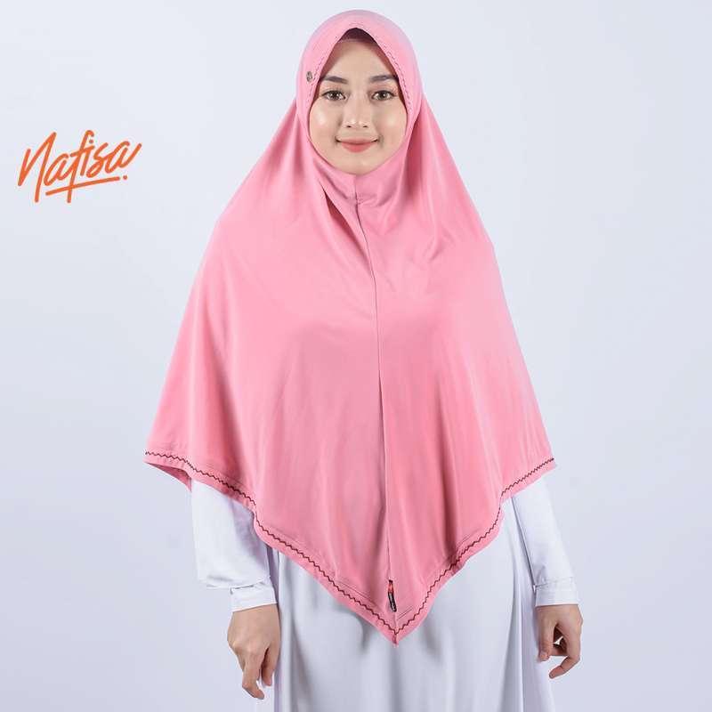 Jual Nafisa Belvana Hijab Bergo Jilbab Instan Syar I Jumbo Online November 2020 Blibli