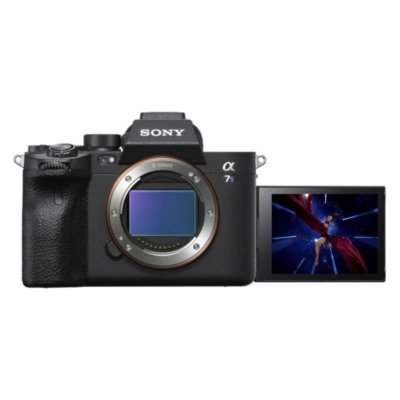 Megakamera Sony Alpha a7S III Mirrorless Digital Camera Body Only