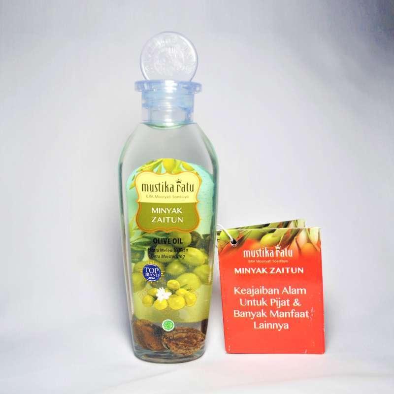 Jual Perawatan Tubuh Minyak Zaitun Mustika Ratu Olive Oil 75ml Online Maret 2021 Blibli
