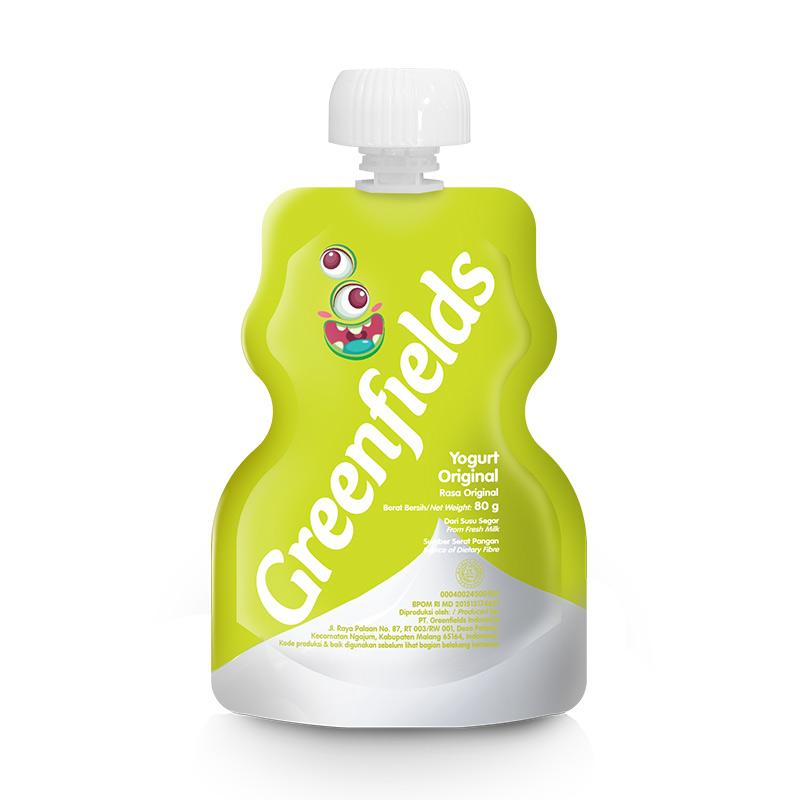Greenfields Kids Original Yogurt 80 g