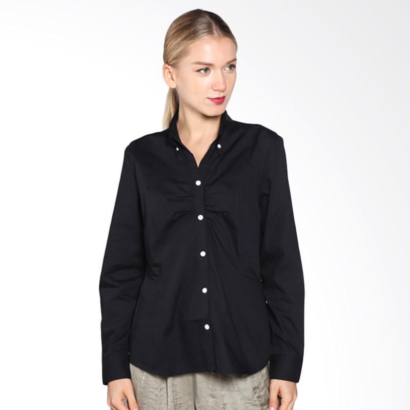 A&D Fashion Ms 2916-612 Long Sleeve Shirt - Black