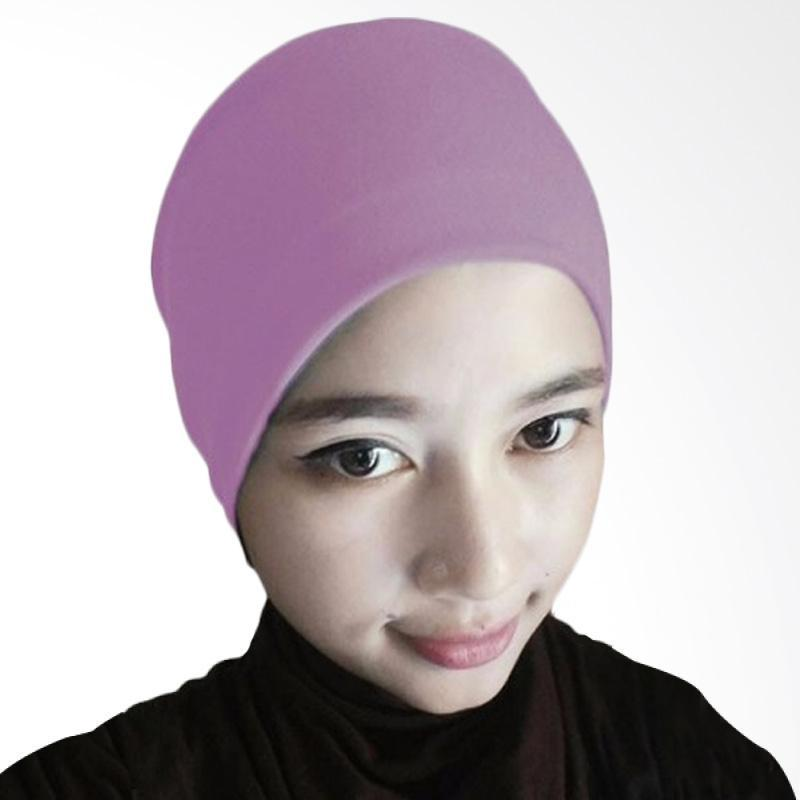 Kus Group Hijab Ciput arab lavender