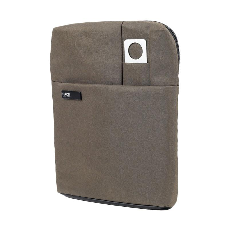 Lexon Apollo Tablet Shoulder Bag - Brown