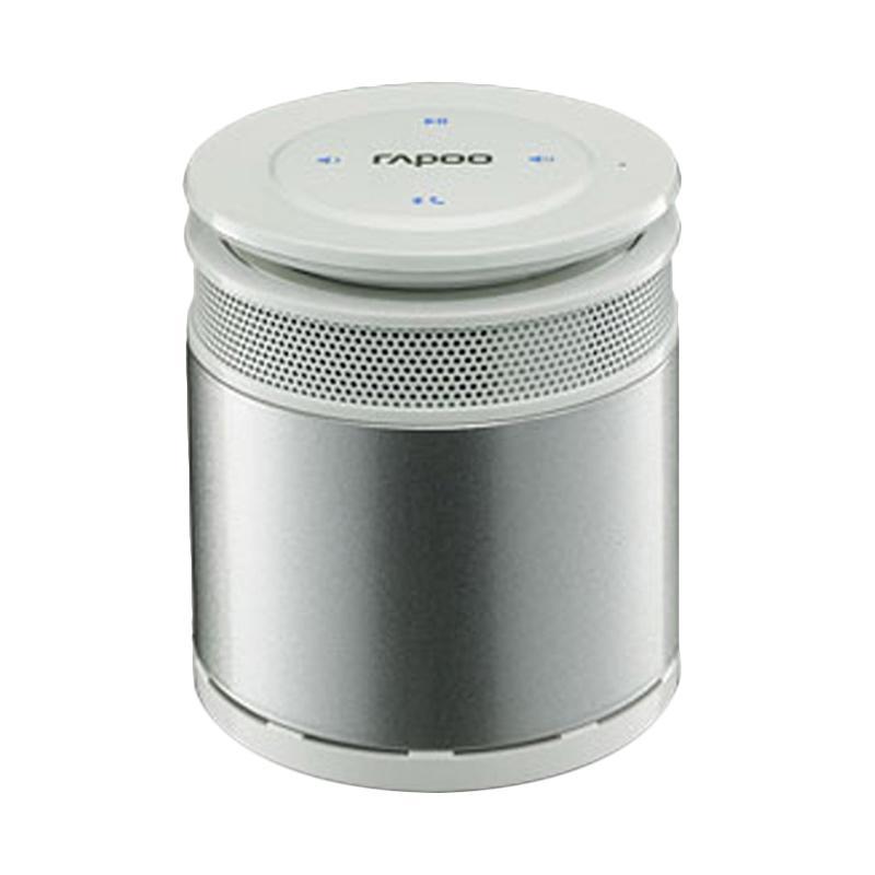 Rapoo A3060 Mini Bluetooth Speaker - Silver