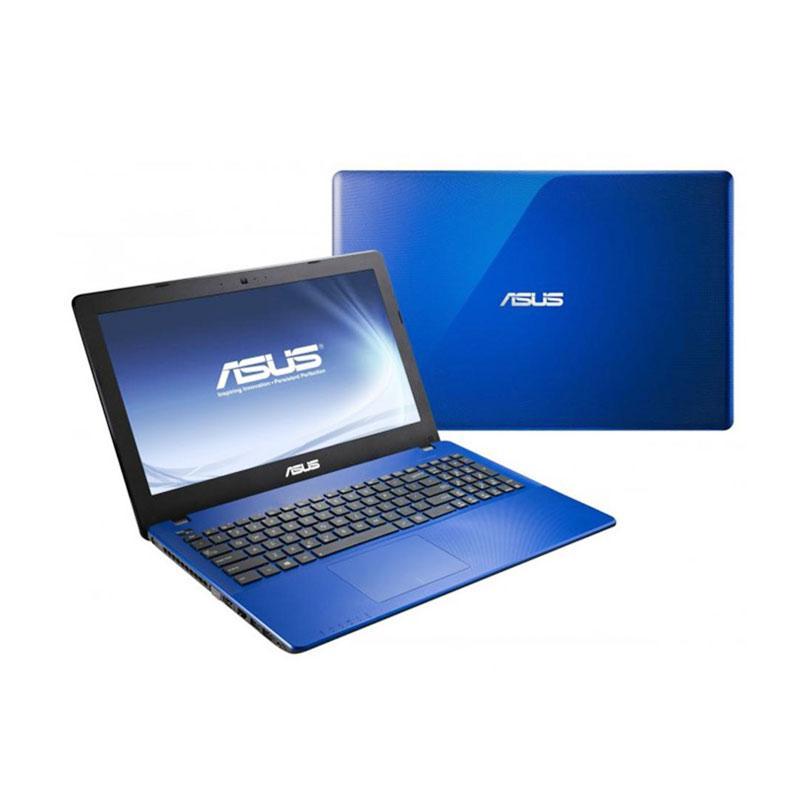 harga Asus A455LF-WX159D Notebook - Blue [i3-5005U/4GB/500GB/14 Inch] Blibli.com
