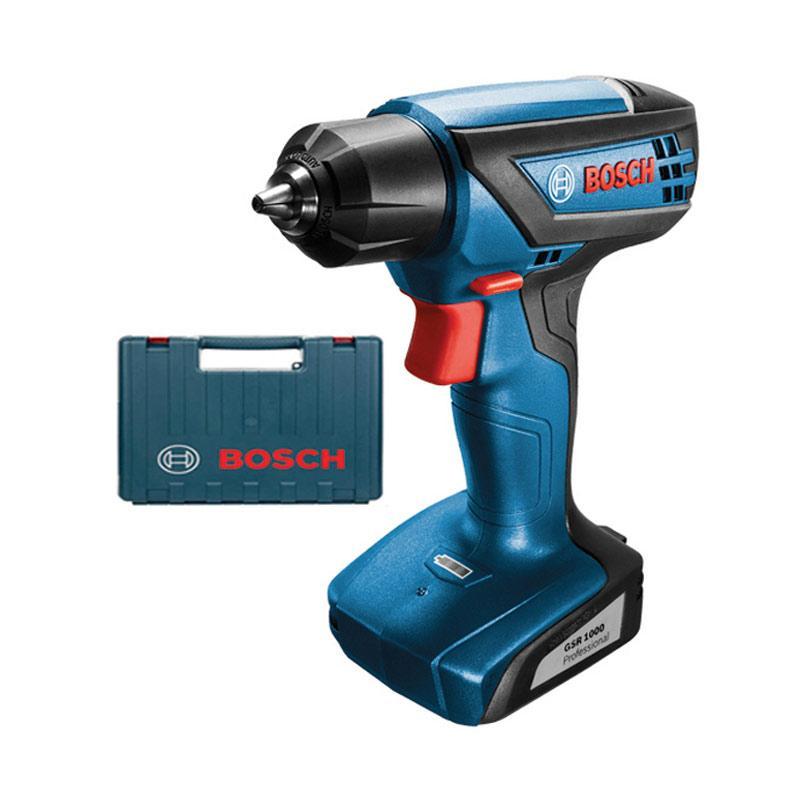 Bosch Cordless GSR 1000 Mesin Bor Obeng [Baterai]