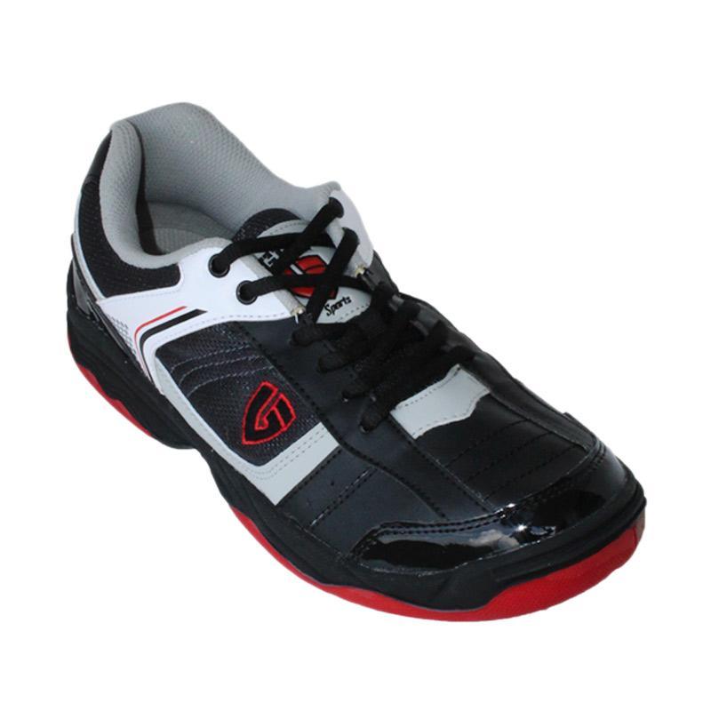 Garucci SH 1094 Sepatu Pria - Hitam Kombinasi