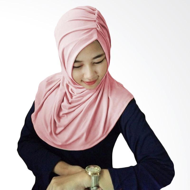 Kus_group Medira Hijab - Dusty pink