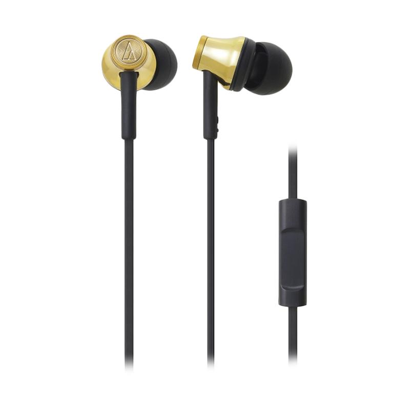 Audio Technica ATH-CK330IS Headset - Gold