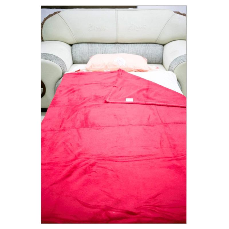 Jual Dixon Polos Red Selimut Dewasa Merah 150 x 200 cm Online Harga & Kualitas Terjamin