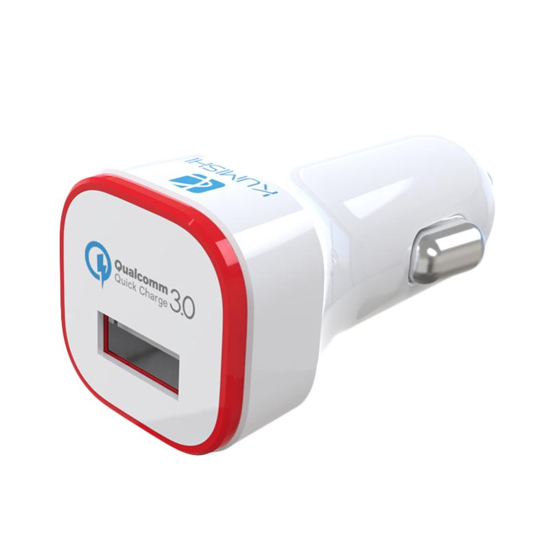 KUMISHI PB-CF02 Quick Charge 3.0 In Car Charger