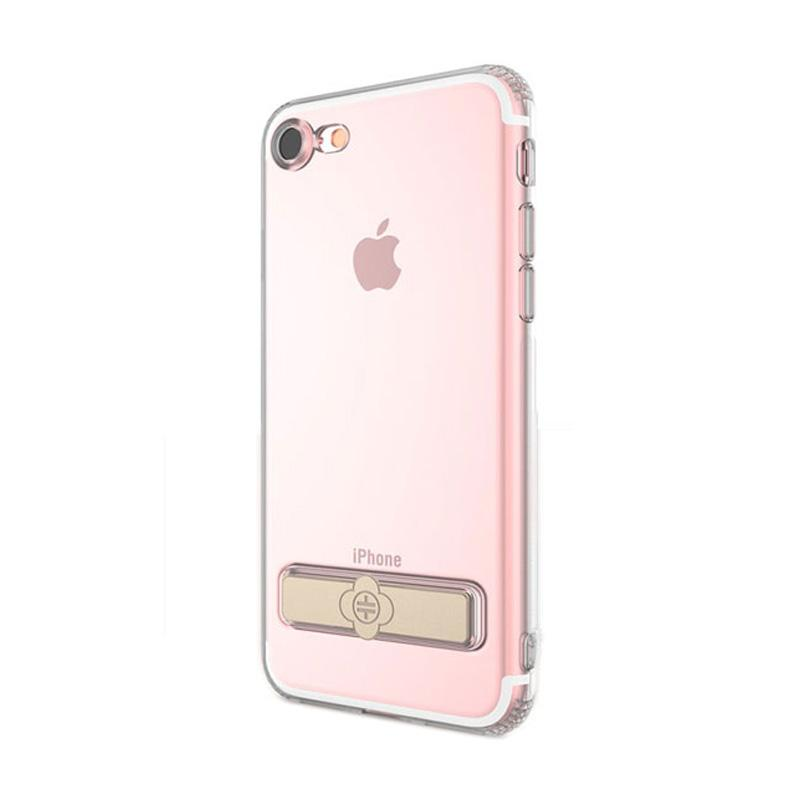Totu Keen Series Casing for iPhone 7 - Gold