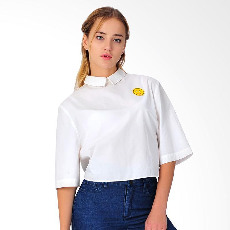 Sjo & Simpaply Frintos Women's Blouse - White