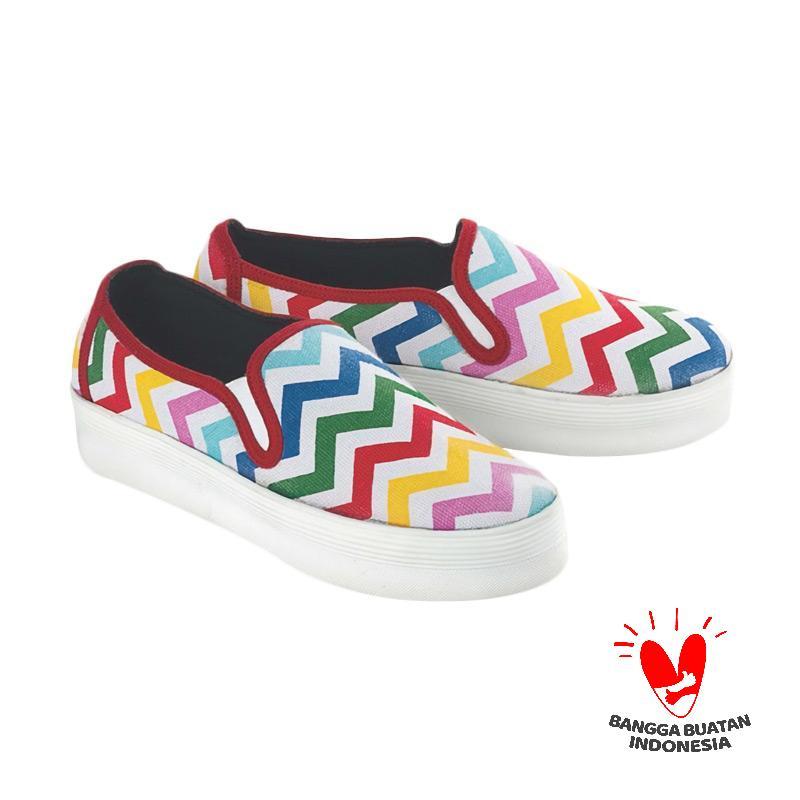 Blackkelly LDO 498 Sepatu Slip On Wanita