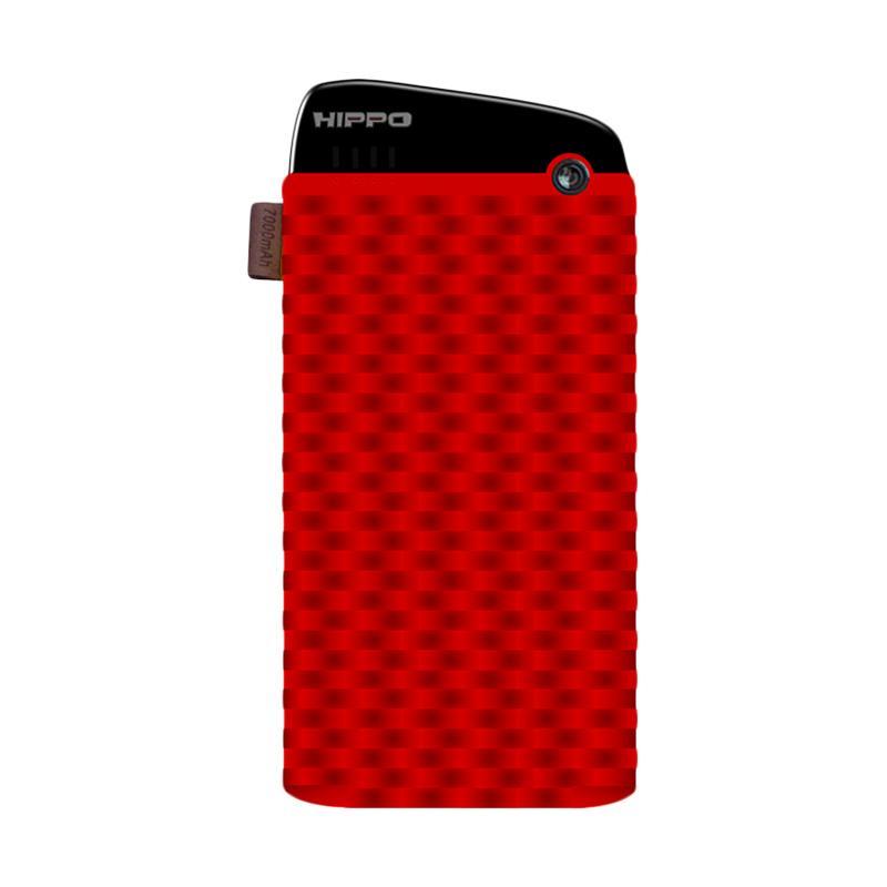 Spesifikasi Hippo NOHA1 Powerbank - Merah [7000 mAh/Value Pack] Harga murah Rp 205,000. Beli & dapatkan diskonnya.