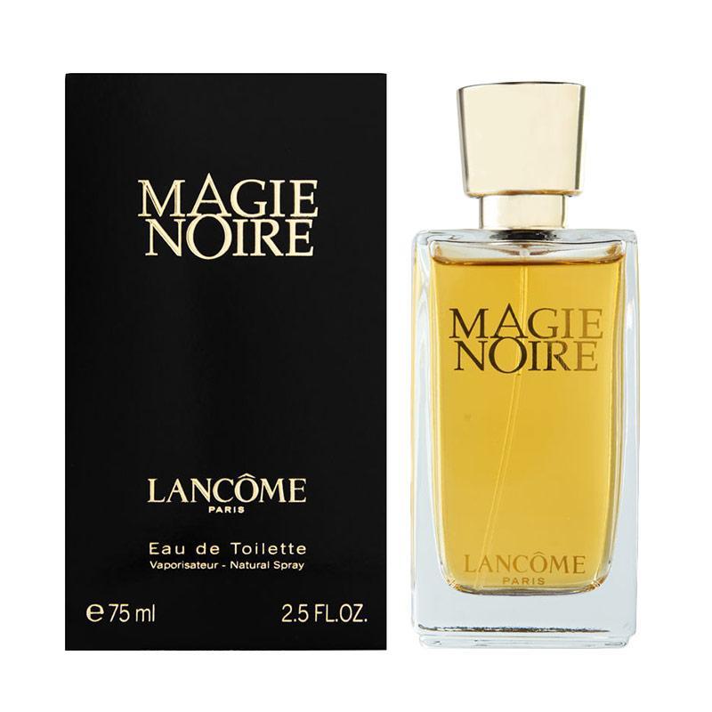 Lancome Magie Noire EDT Parfum Wanita [75 mL]