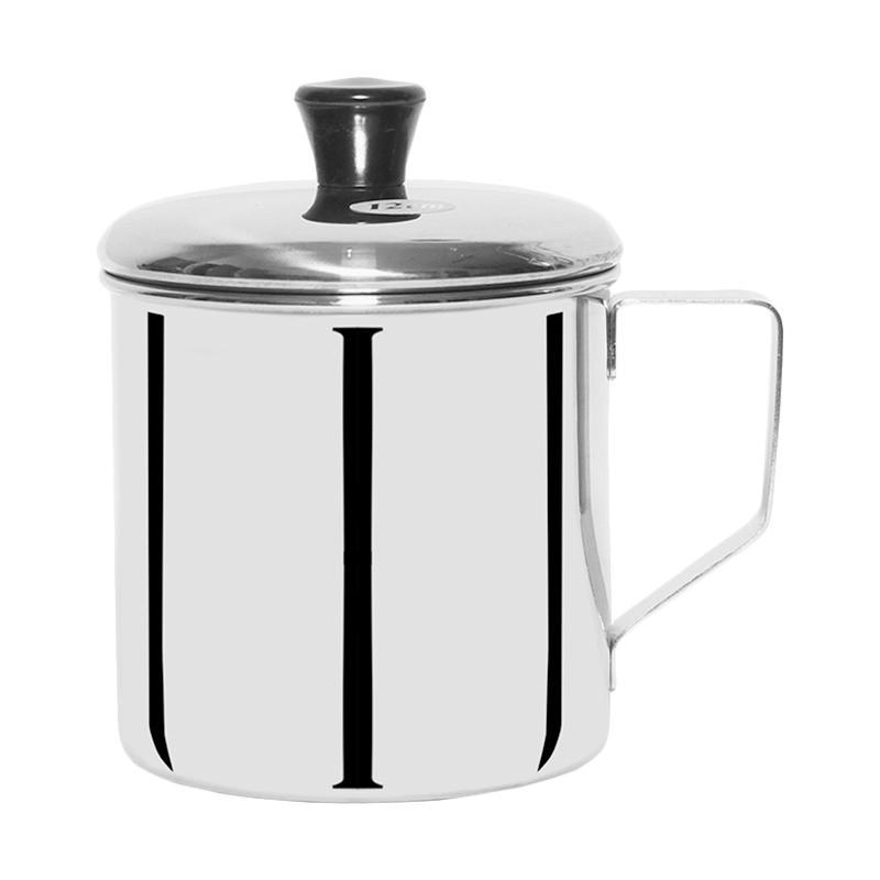 Nomuri Stainless Mug with Cover [12 cm]