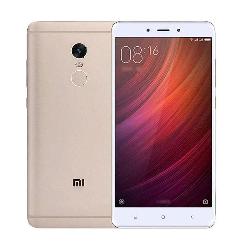 Xiaomi Redmi Note 4 Smartphone - Gold [64GB/ 3GB]