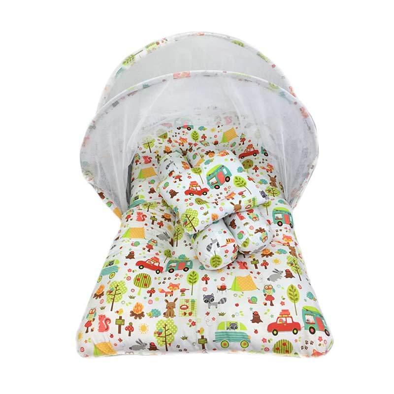 harga Babybess Go Camping Kasur Lipat Kelambu Blibli.com