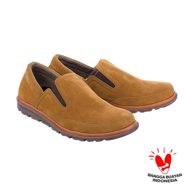 Blackkelly LIV 605 Slip On Sepatu Pria