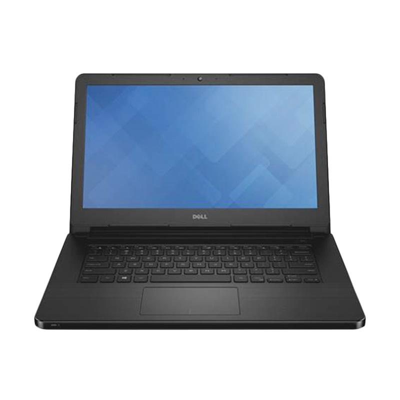 Dell Vostro 14- 3458 Notebook - Hitam [Intel Core i3/500GB/4GB/14 Inch]