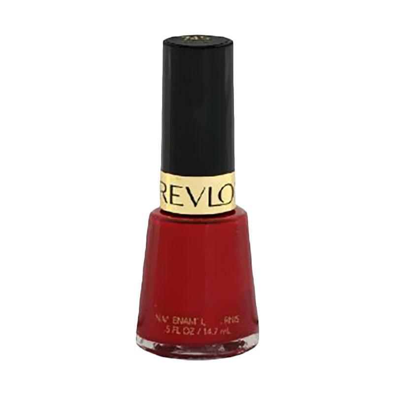 Revlon Frankly Scarlet Nail Enamel [14.7 ml]