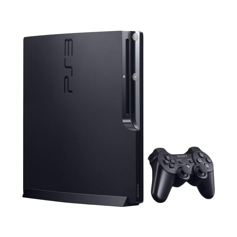 SONY Playstation 3 Slim 120GB ODE