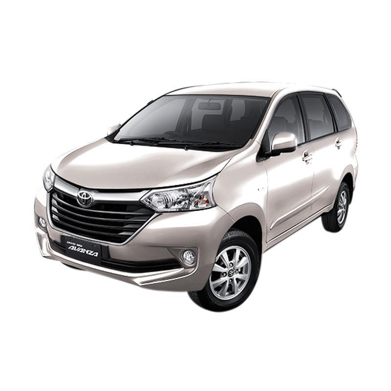 Toyota Grand New Avanza 1.3 E Mobil - White