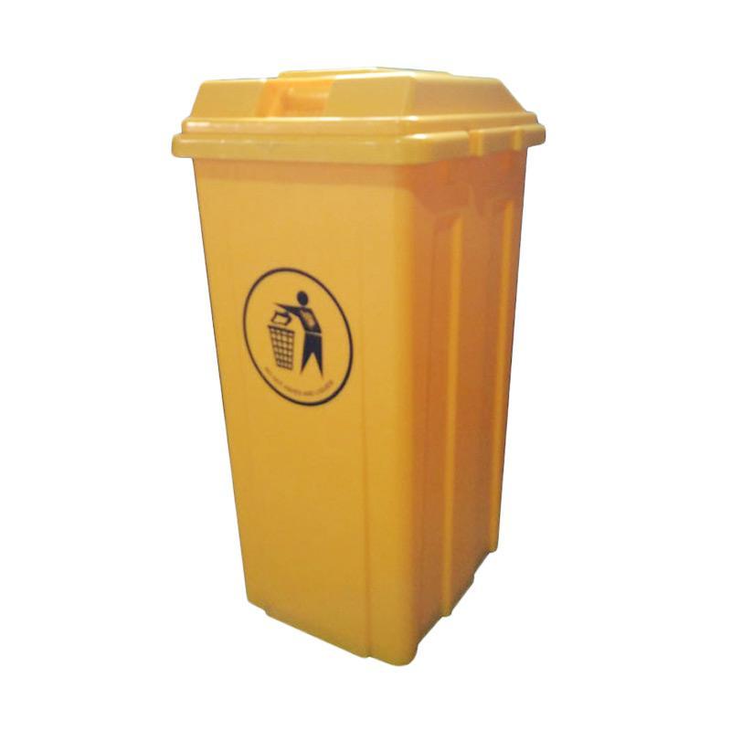 Leon's Clean Tempat Sampah Plastik [50 L]