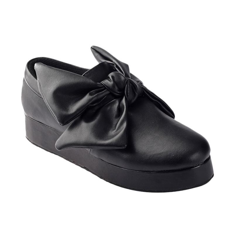 harga Navara Alexa Platfoam Sepatu Wanita - Black Blibli.com