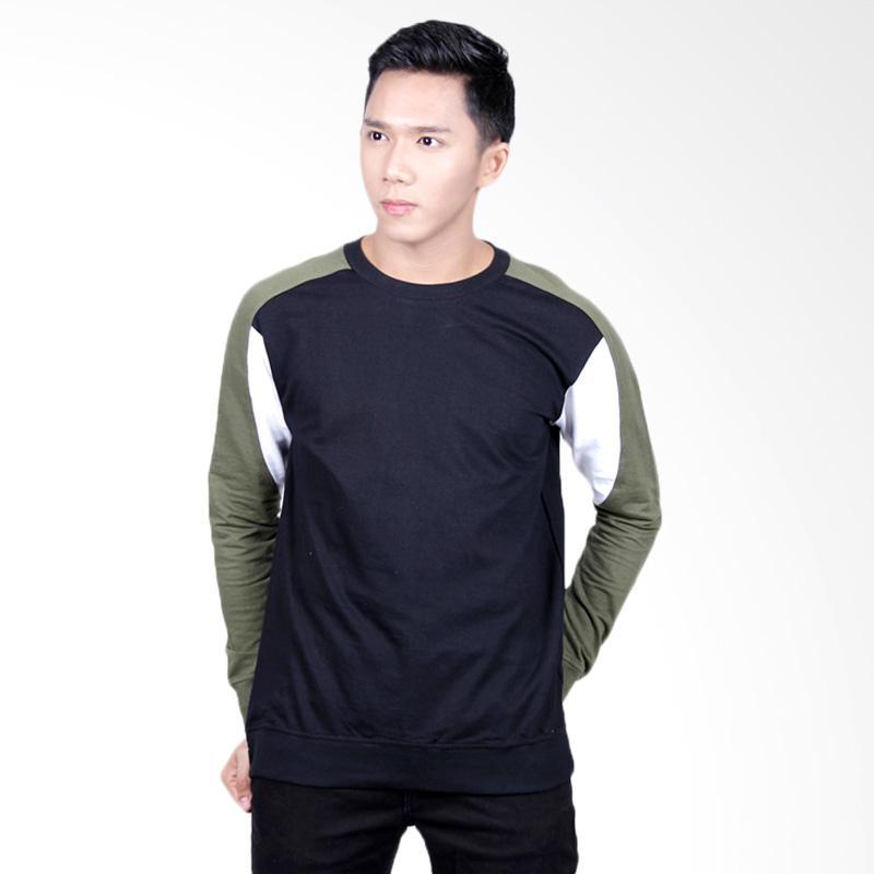 Word.O Chandile Sweater - Black White Green