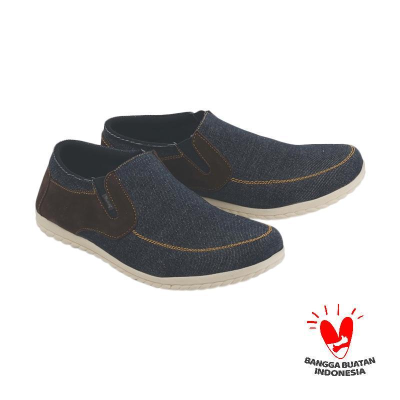 Blackkelly LSP 235 Slip On Sepatu Pria