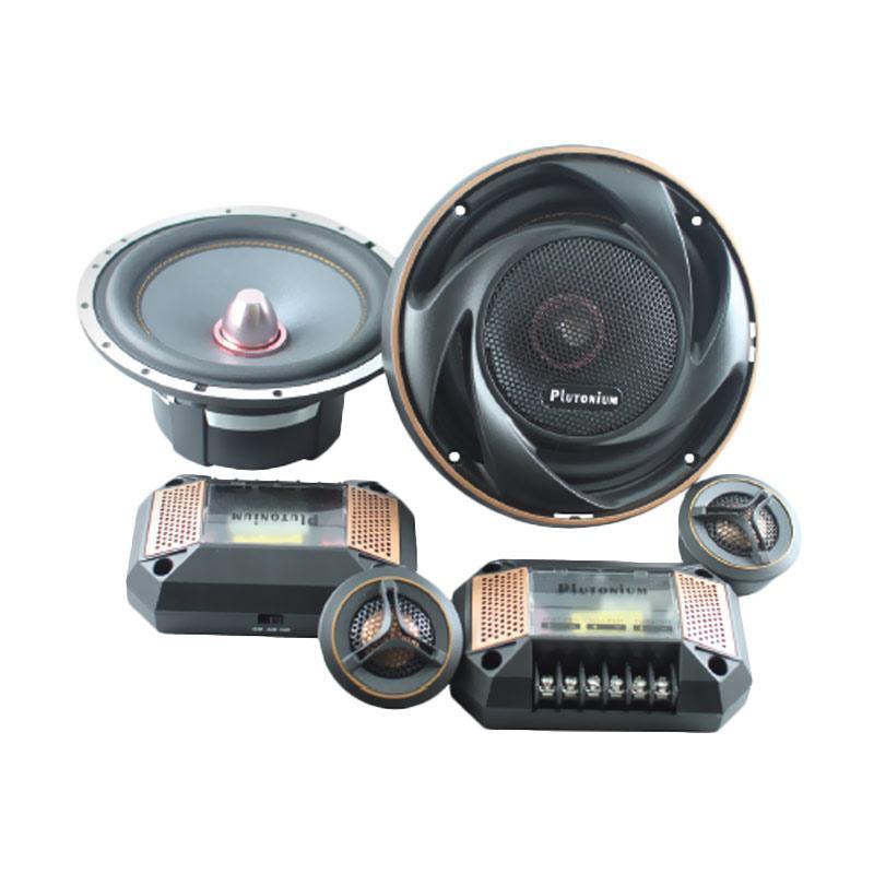 PLUTONIUM PL-4 Speaker Mobil [6.2 Inch]